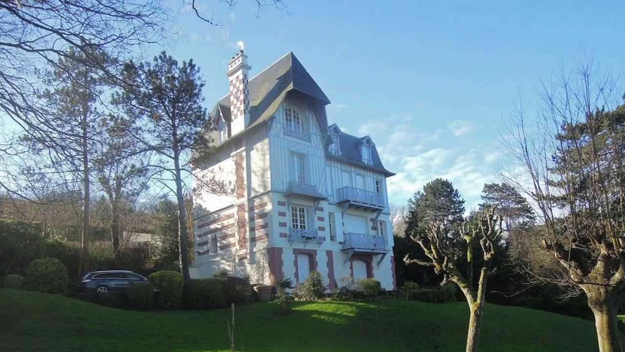 Vente maison maison de caractere vue mer proche deauville - Google vue des maisons ...