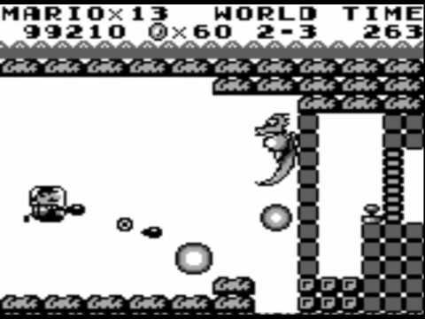 Super Mario Land - Underworld