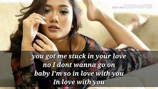 Marion jola MJ so in love lyrics