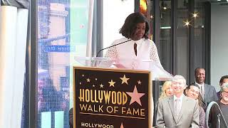 EVENT CAPSULE CHYRON - Viola Davis Honored With Star On The Hollywood Walk Of Fame
