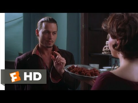 Chocolat (9/12) Movie CLIP - Your Favorite (2000) HD