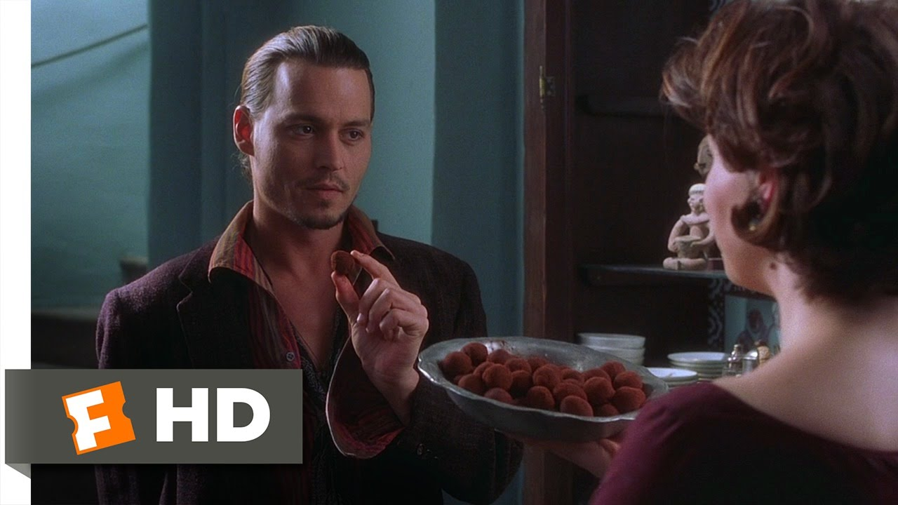 Chocolat (9/12) Movie CLIP - Your Favorite (2000) HD - YouTube