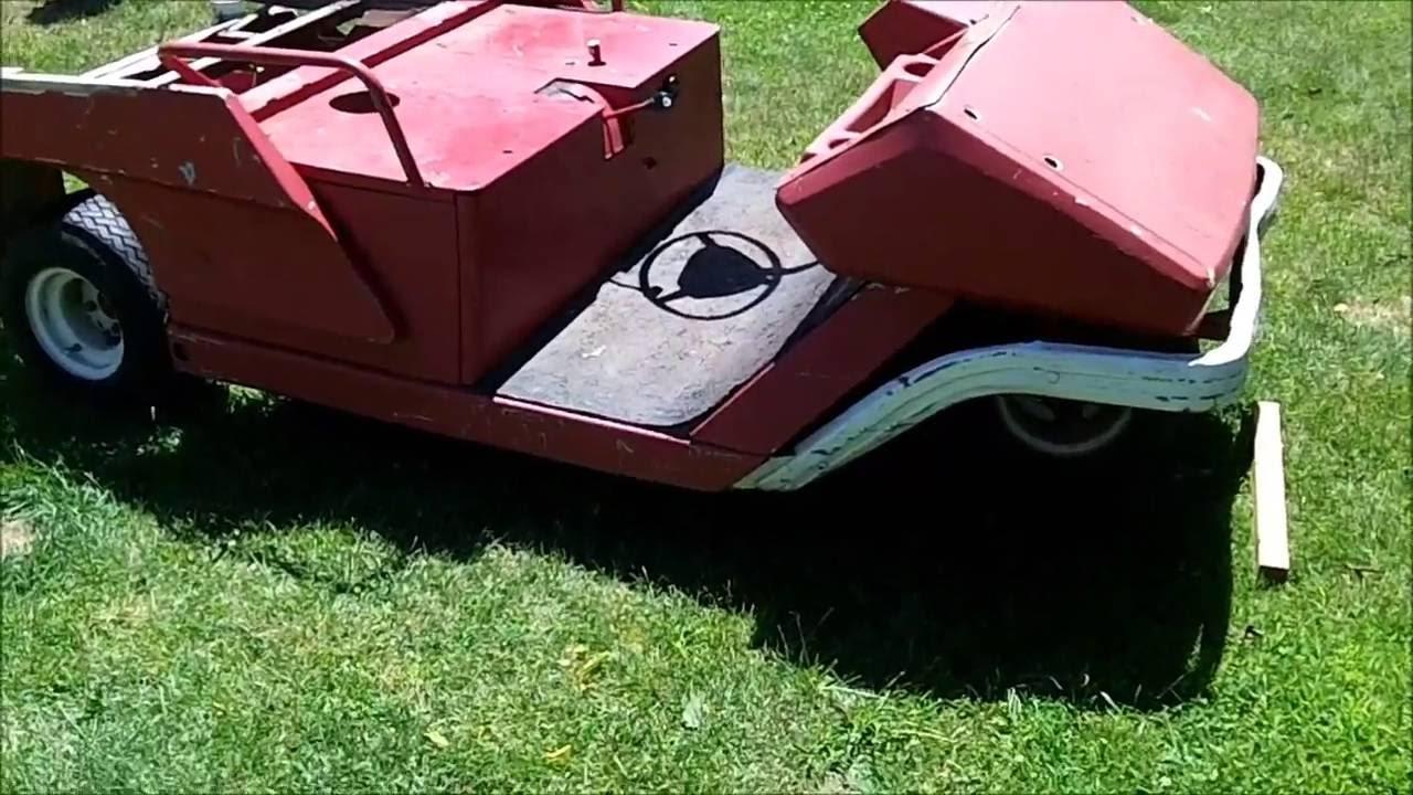 hight resolution of cushman gc300 golfcart series part 2 overview