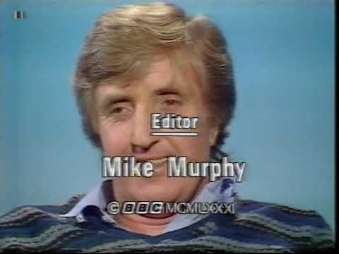 BBC1: evening continuity / Evening News - Sunday 12th April 1981