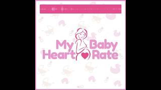 My baby's heartbeat on My iphone