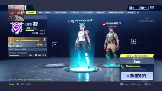 Fortnite with pst its a suprise really