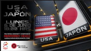 HIGHLIGHTS JAPAN VS UNITED STATES - 2nd World University American Football Championship 2016