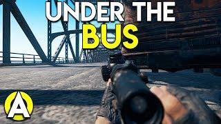 UNDER THE BUS - PUBG (Stream Highlights)