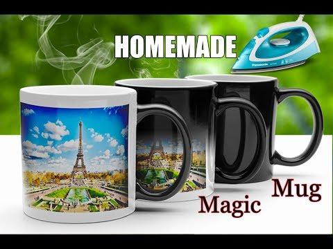 How to make a  Magic Mug at home - Very Simple