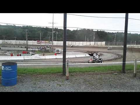 410 sprint cars at lebanon valley speedway