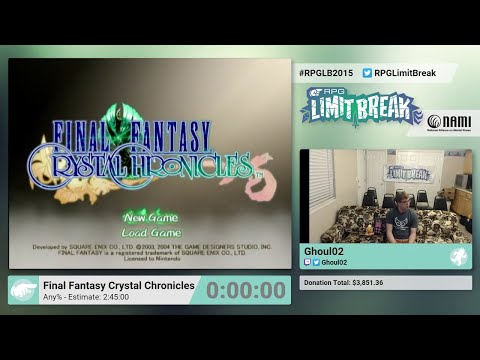 Final tasy Crystal Chronicles by Ghoul02 RPG Limit Break 2015 Part 6