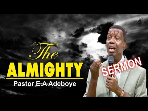 Pastor E.A Adeboye Sermon @ RCCG Port Harcourt 2017 HOLY GHOST RALLY