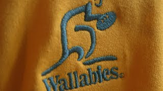 Ode To Wallabies - The Golden Thread