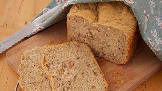 Bacon & Caraway Bread Recipe | Bread Maker / Bread Machine Unold [recipe Diary]