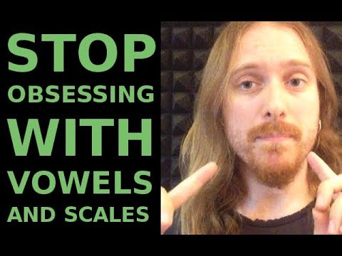 How To Sing Consonant Sounds Without Straining