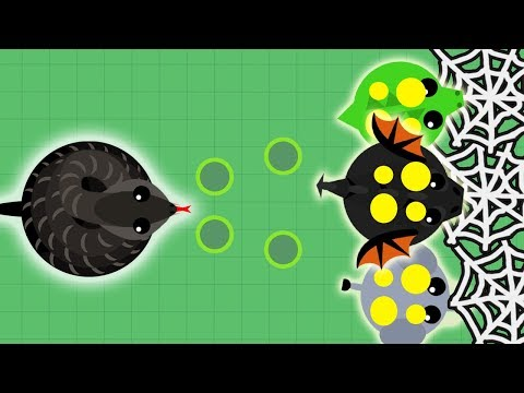 MOPE.IO - COBRA DESTROYS THE WHOLE SERVER // MOPE.IO FUNNY MOMENTS