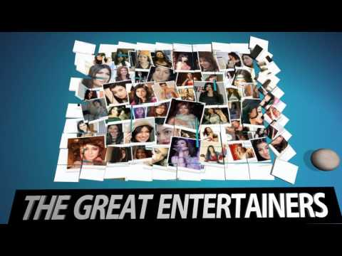 THE GREAT ENTERTAINERS INTRO HD