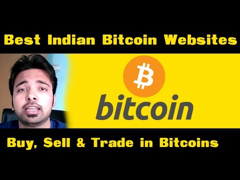 Best Indian Bitcoin Websites To Buy/Sell Or Trade Bitcoins Mega List