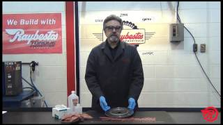 Key Elements of Torque Converter Bonding (Russian Subtitles)