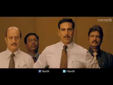 Special Chabbis   Official Trailer 2013   Akshay Kumar   Manoj Bajpayee   (Exclusive)