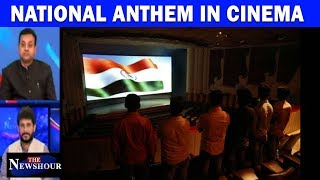 National Anthem In Cinema Halls: Imposition Or Inspiration? | The Newshour Debate (24th October)
