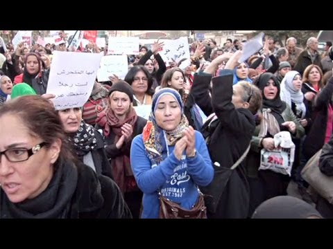 Sexual Harassment of Women is State Sponsored Say Egyptian Women