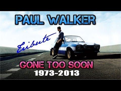 Paul Walker Tribute Video - I'm Coming Home