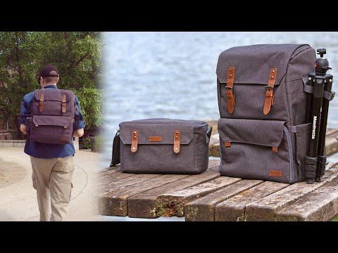 2-in-1 Camera Backpack City Photowalk   Endurax V6