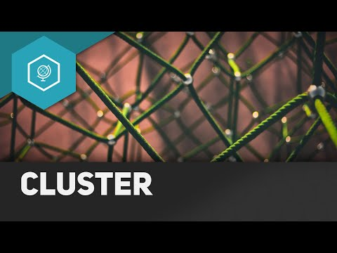 Was sind Cluster - Standorttheorie 7