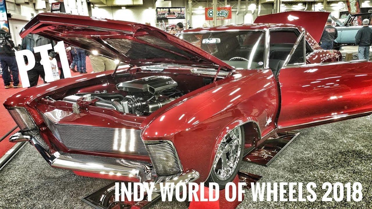 Indianapolis World Of Wheels 2018 - pt1 - YouTube