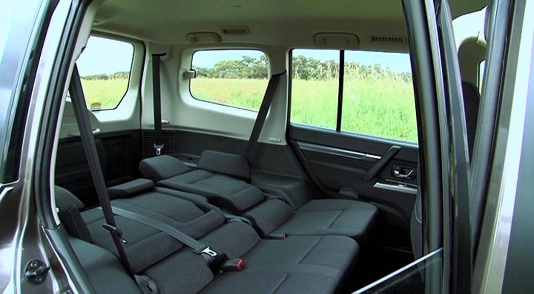 Zoom TV On 7mate Ep 35 Mitsubishi Pajero YouTube