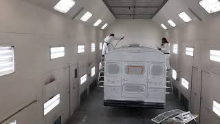 ATEL Bus & Truck Service Center Refinishing
