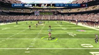 Madden NFL 13 (PS3) - Seattle Seahwaks vs Washington Redskins