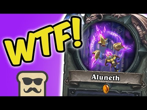 BETRAYED BY ALUNETH! | KOBOLDS AND CATACOMBS | HEARTHSTONE | DISGUISED TOAST