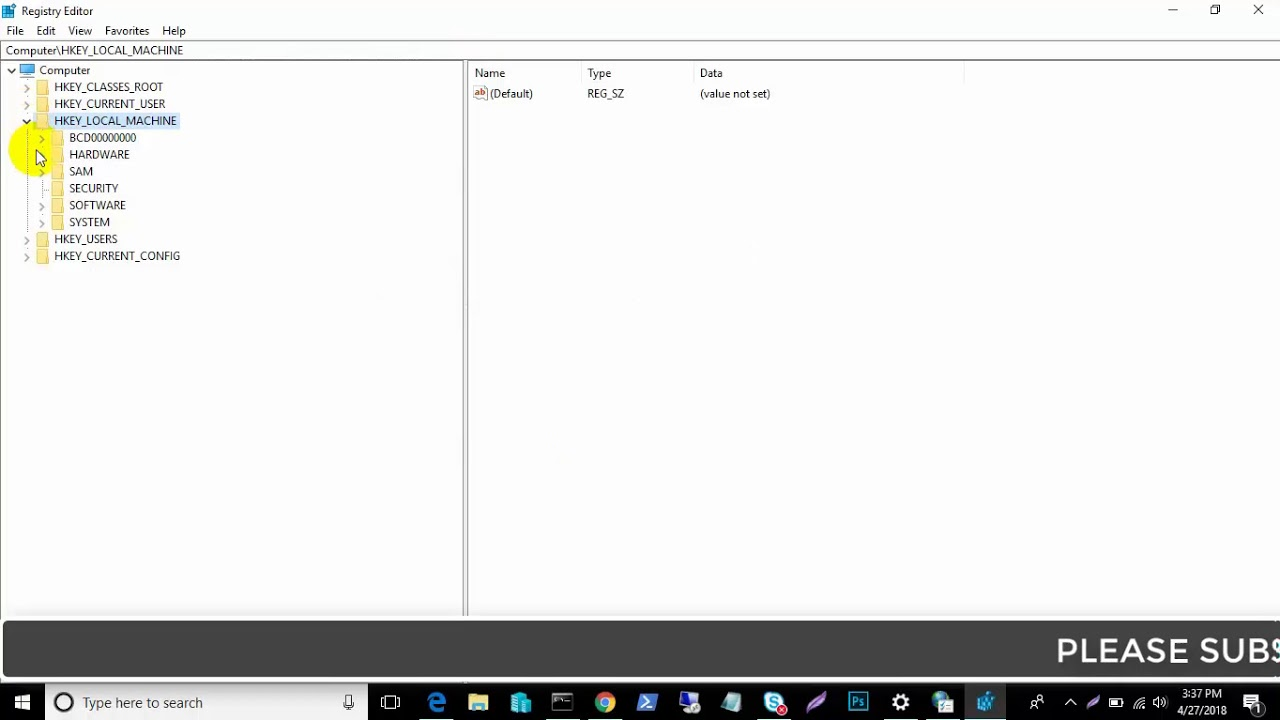 Lan setting greyed out windows 10 [SOLVED]