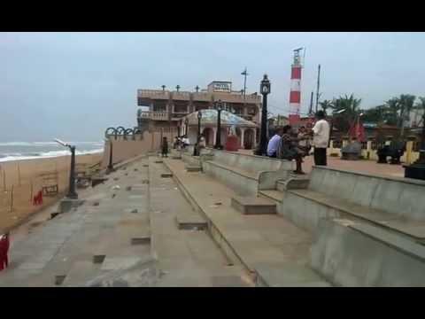 Gopalpur on Sea, Odisha Tourism - Beach Experience