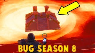 FORTNITE - THE MOST EPIC BUG OF SEASON 8