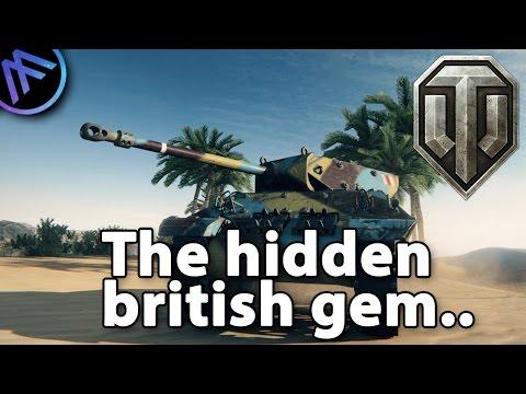 ^^| The Hidden British Gem..