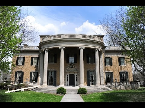 Haan Mansion Museum of Indiana Art Lafayette, IN