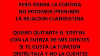 relacion clandestina-chuy lizarraga- 2013