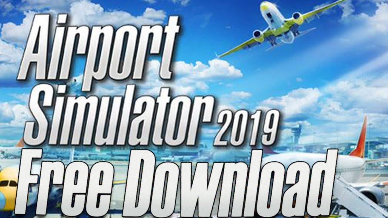 Airport Simulator 2019 | FREE DOWNLOAD