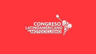 "Congreso Latinoamericano de Motociclismo, Fernando Murcia ""Trabajo en moto"""