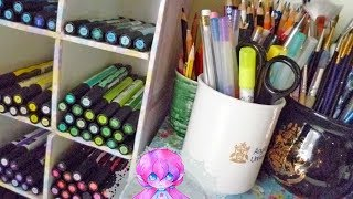Am I a real YouTube Artist now? XD Weekly Art Vlog 39
