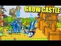 OLEADA 7500+ Y CLAN TOP 100 DEL MUNDO - GROW CASTLE (Android) | Gameplay Español