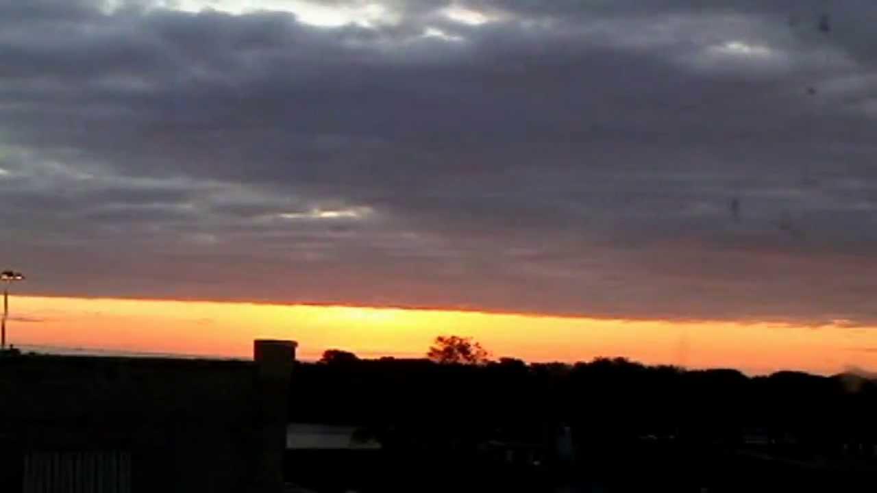 Sunrise Midwest Missouri Time Lapse Youtube