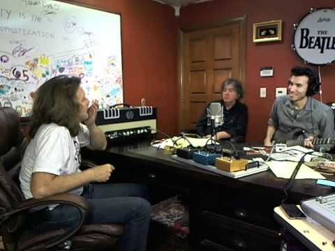 65amps Lunch with Dan Boul - Guest James Trussart and Jake O