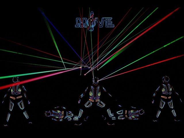 Move Dance Company - Groovy Lights