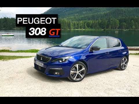 2017 peugeot 308 gt bluehdi review inside lane youtube