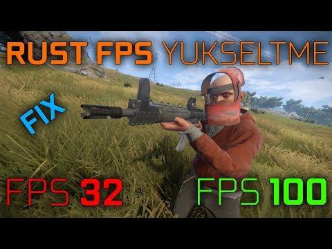 Rust FPS Arttırma ve Yükseltme 2017 (FPS BOOST) Ekran Ayarı Nasıl Yapılır