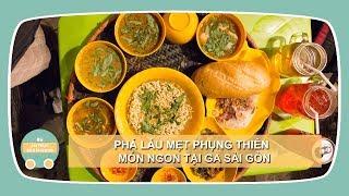 Lạ miệng với PHÁ LẤU MẸT Phụng Thiên Ga Sài Gòn | Ẩm Thực Đường Phố - Vietnamese Street Food